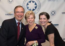 With Ambassador Ellen Sauerbrey