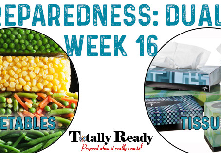 2021 Preparedness: Dual Focus - Week 16