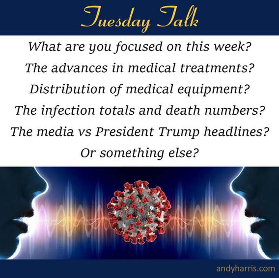 Tuesday Talk 2