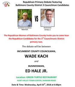 RWBC Event flyer