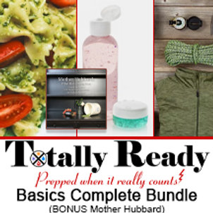 "Basics Complete Bundle BONUS ""Mother Hubbard"""