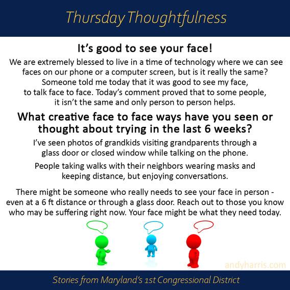 Thursday Thoughtfulness 7