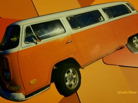 52Frames - Week 43: Orange