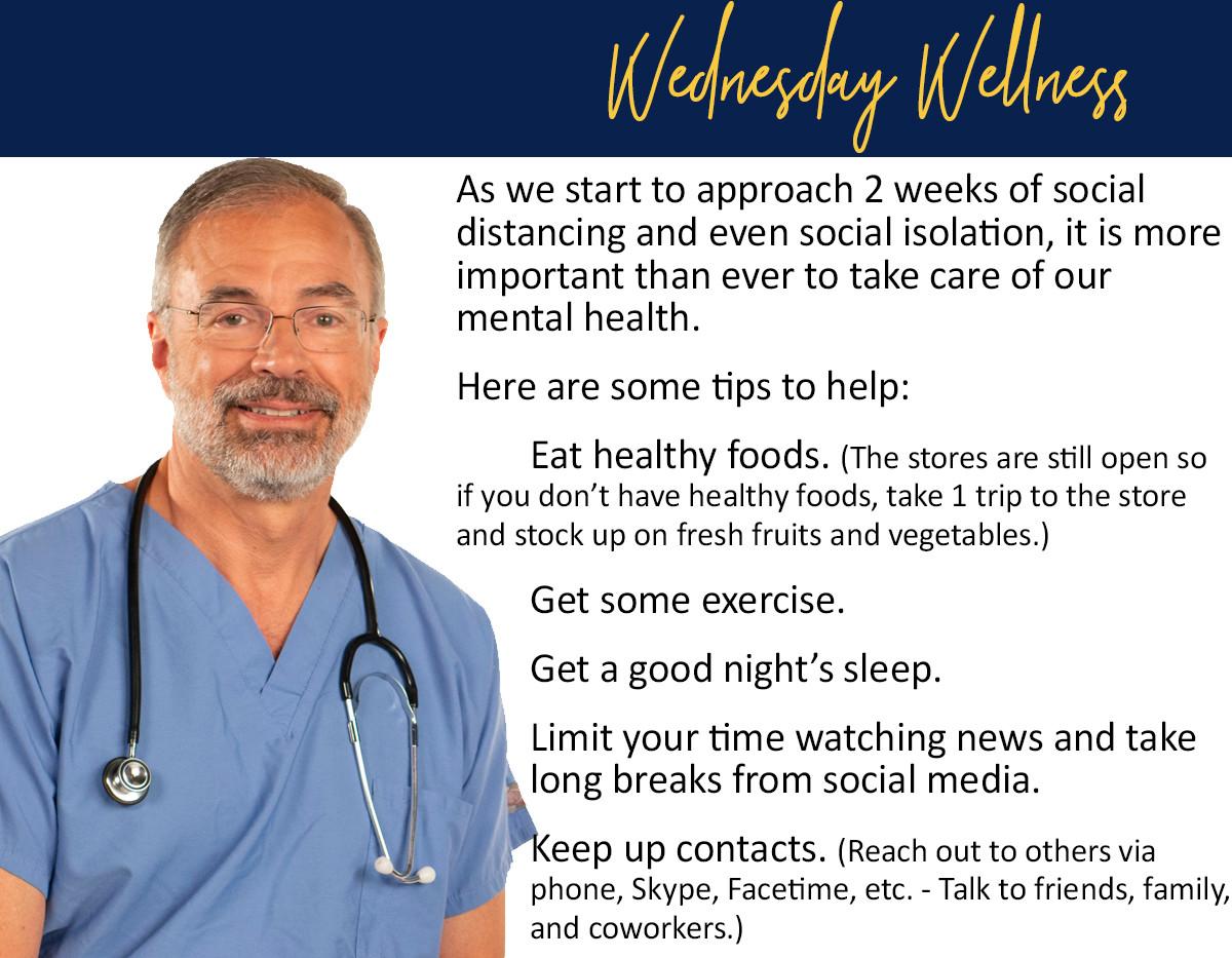 Wednesday Wellness 2