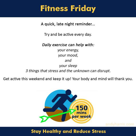 Fitness Friday 7