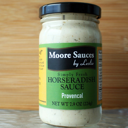 Provencal Horseradish Sauce