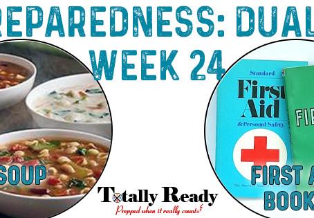 2021 Preparedness - Dual Focus: Week 24