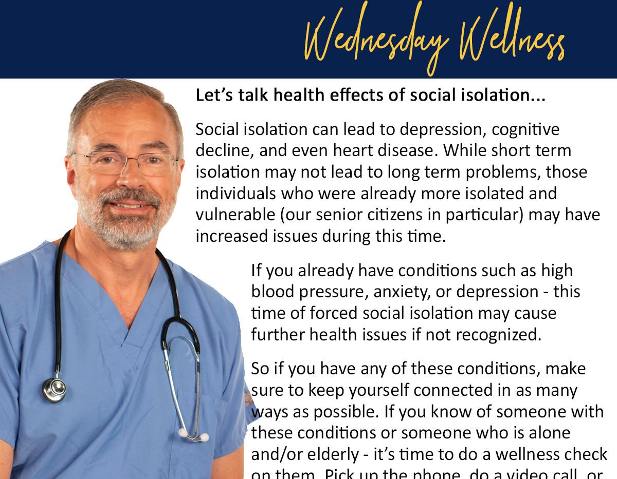 Wednesday Wellness 5