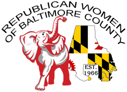 Rep. Women of Balt. Co. logo