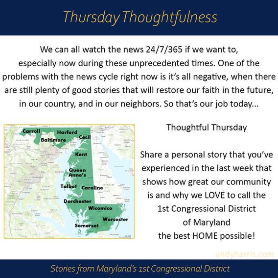 Thursday Thoughtfulness 1