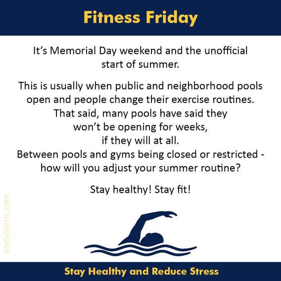 Fitness Friday 10