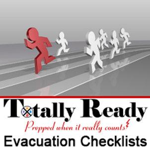 Evacuation Checklists