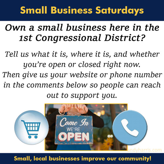 Small Business Saturday 2