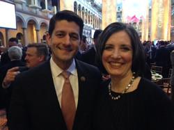With Former Speaker Paul Ryan