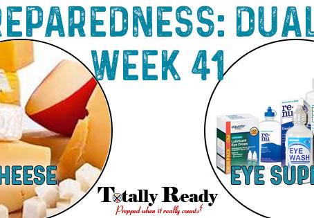 2021 Preparedness - Dual Focus: Week 41