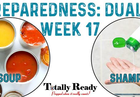 2021 Preparedness: Dual Focus - Week 17