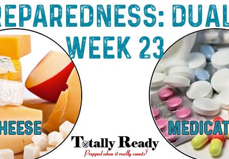 2021 Preparedness - Dual Focus: Week 23