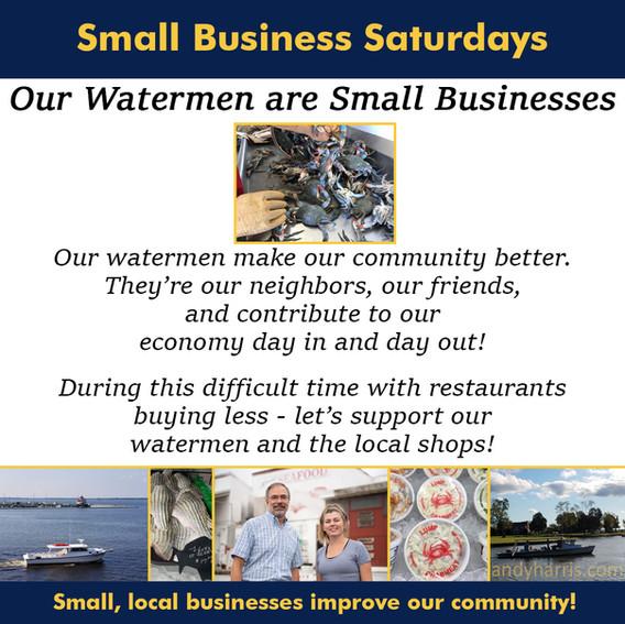 Small Business Saturday 3