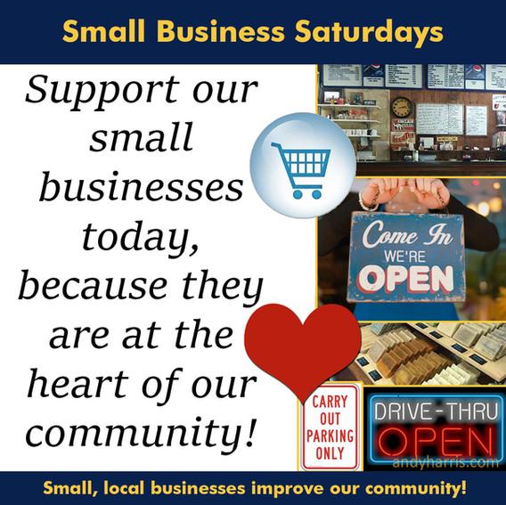 Small Business Saturdays