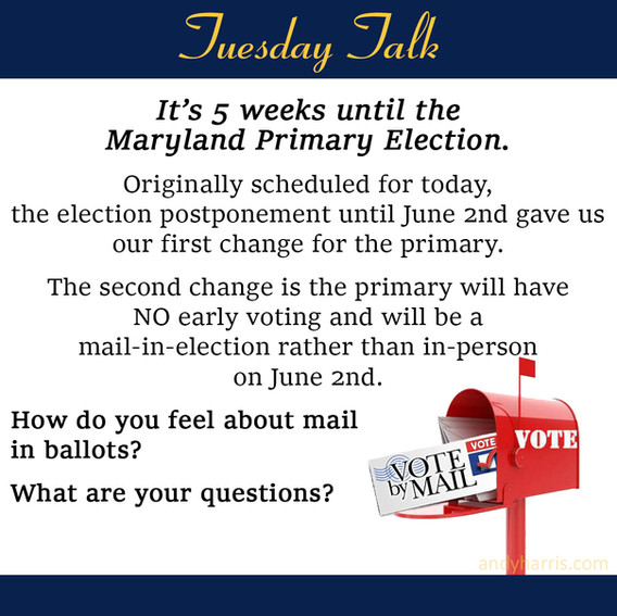 Tuesday Talk 6