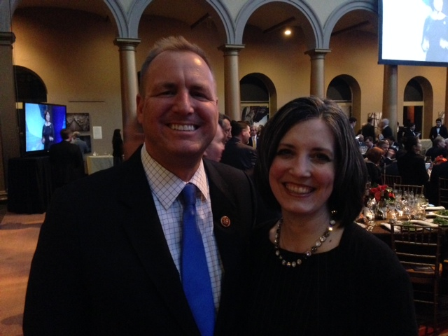 With Rep. Jeff Denham