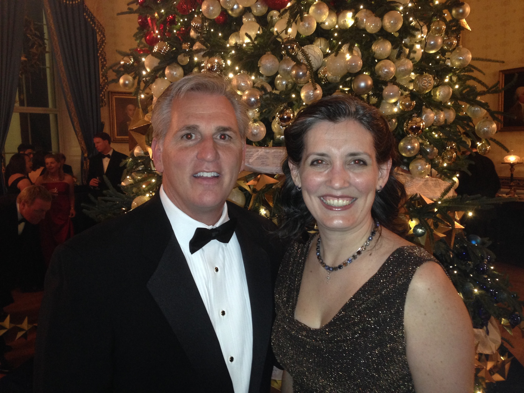 With Minority Leader Kevin McCarthy