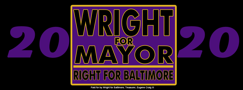 Wright for Mayor 2020