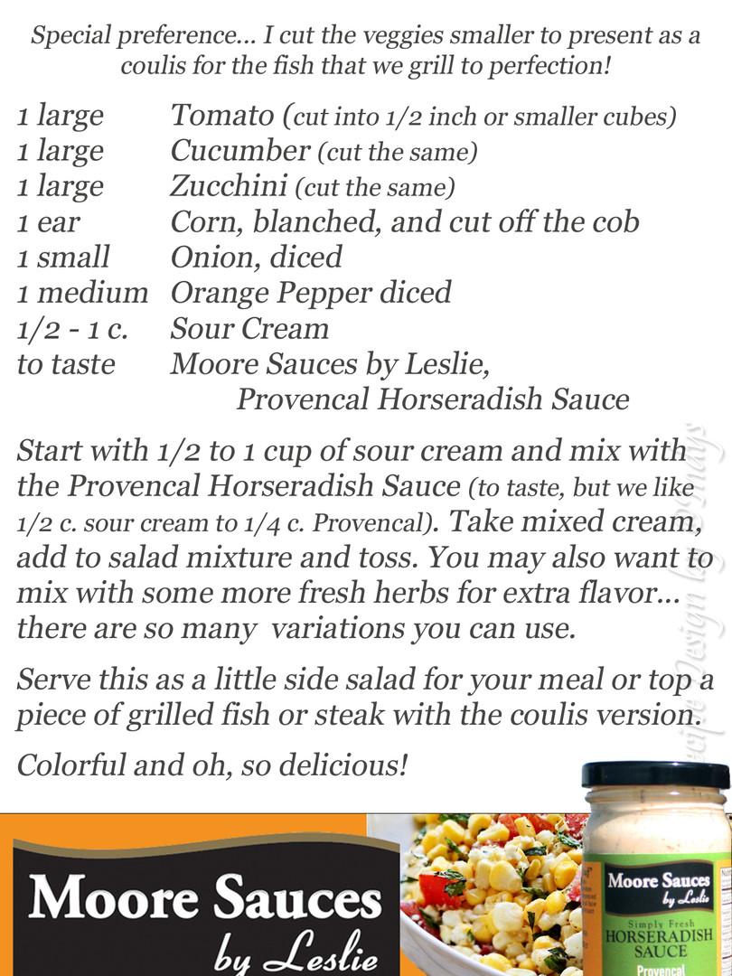 Leslie's Summer Salad