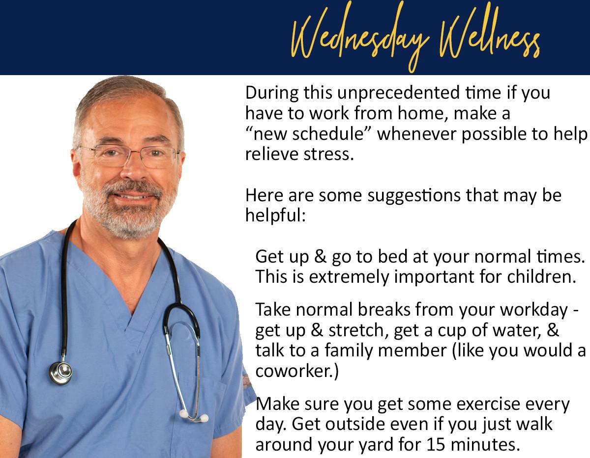 Wellness Wednesday 1