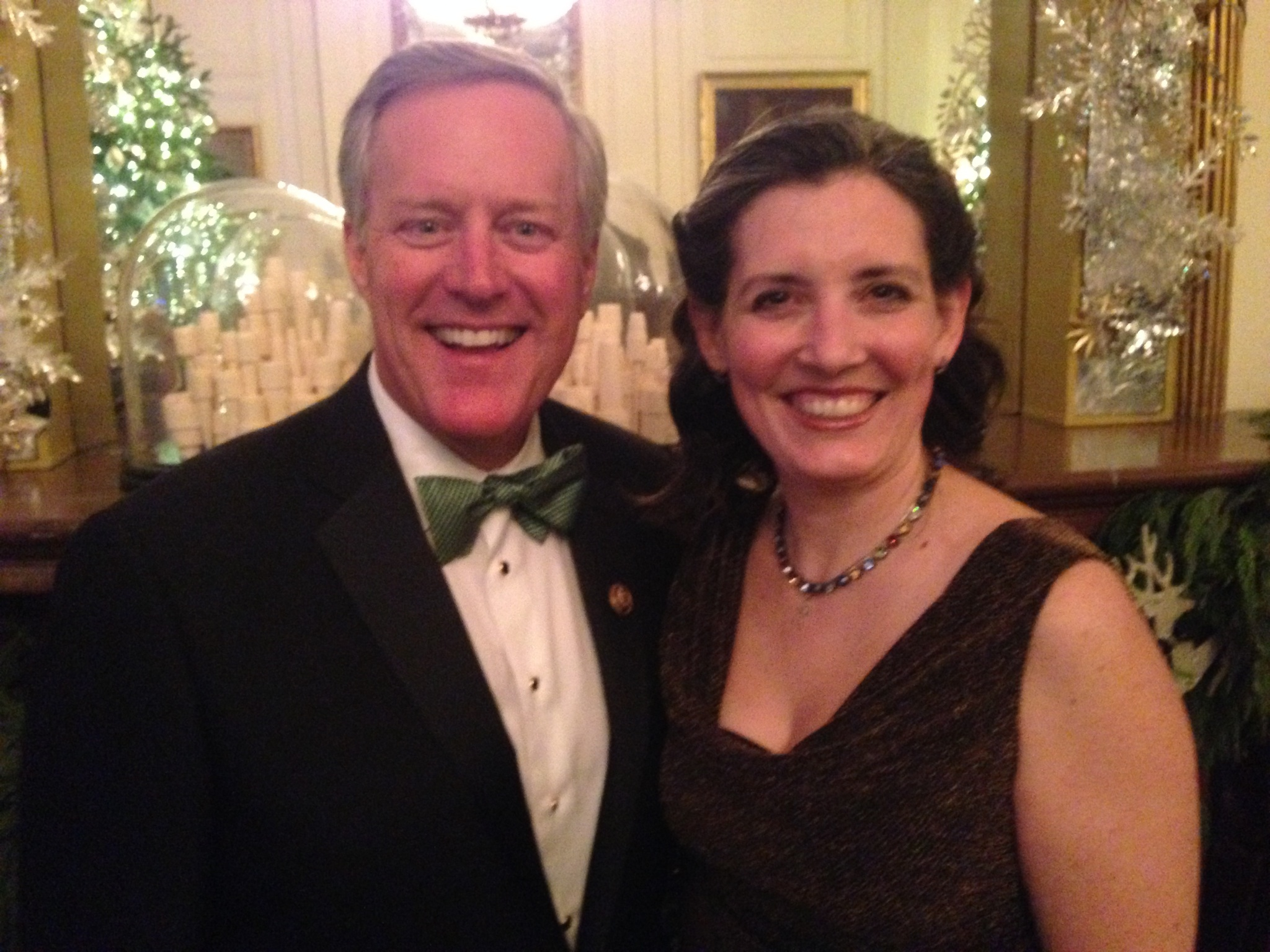 With Rep. Mark Meadows