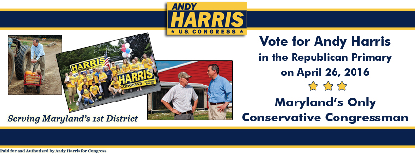 Harris for Congress social media