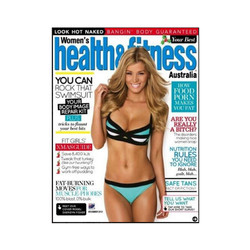 womens health and fitness cover sheridyn fisher 2