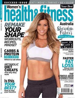 Women's Health and Fitness Sheridyn