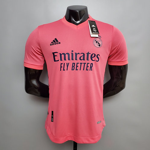 Real Madrid Away Player Version Jersey 20/21
