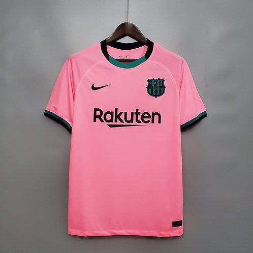 Barcelona Third 20/21 Fan Version