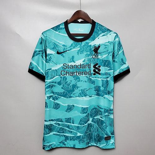 Liverpool Away 20/21 Fan Version Jersey