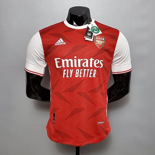Arsenal Home Player Version Jerseys 20/21
