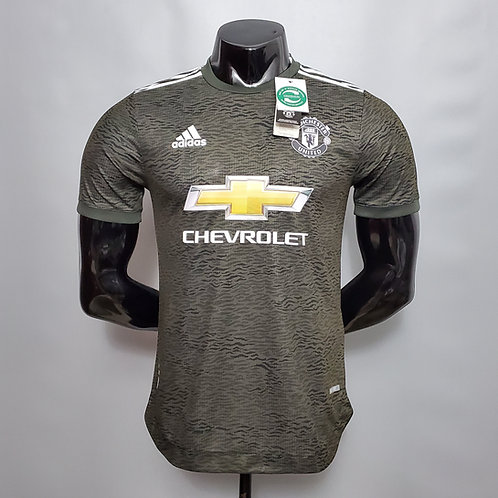 Man Utd Away Player Version Jersey 20/21