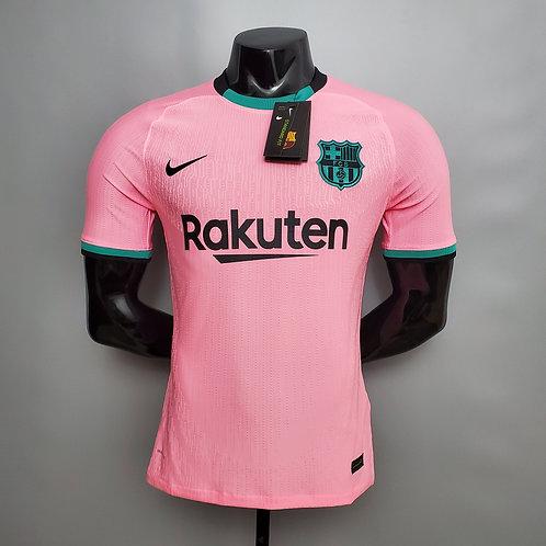 Barcelona Third Player Version Jersey /21