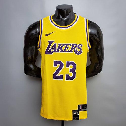 LA Lakers Yellow Edition Lebron James 23