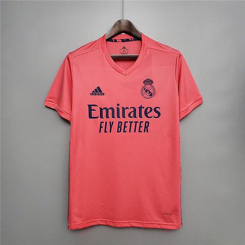 Real Madrid Away Jersey 20/21 Fan Version