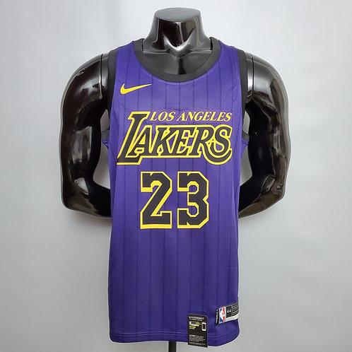 LA Lakers Purple Edition Lebron James