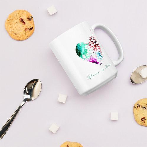 Bless & Release Mug