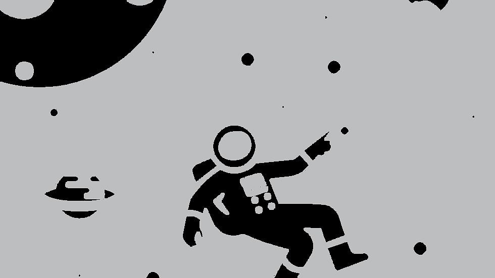 Space Window frost