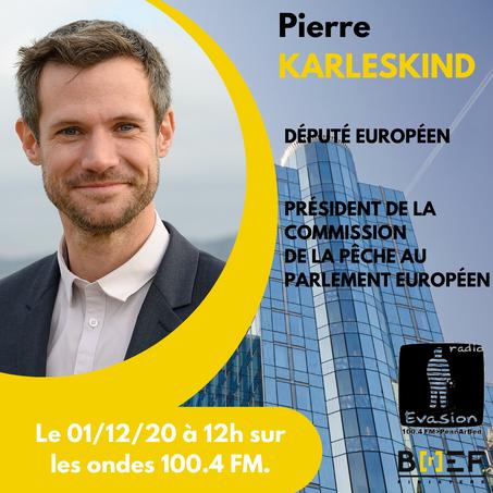 Pierre Karleskind : la pêche bretonne et le Brexit