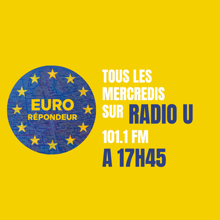 #1. Euro-Répondeur : les institutions européennes