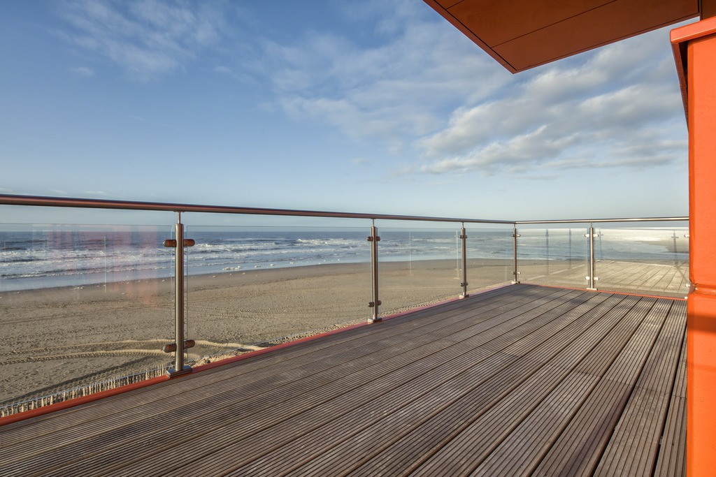 Glass And Stainless Balustrade