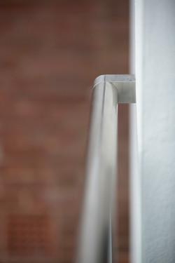 Stainless Steel Juliet Balcony