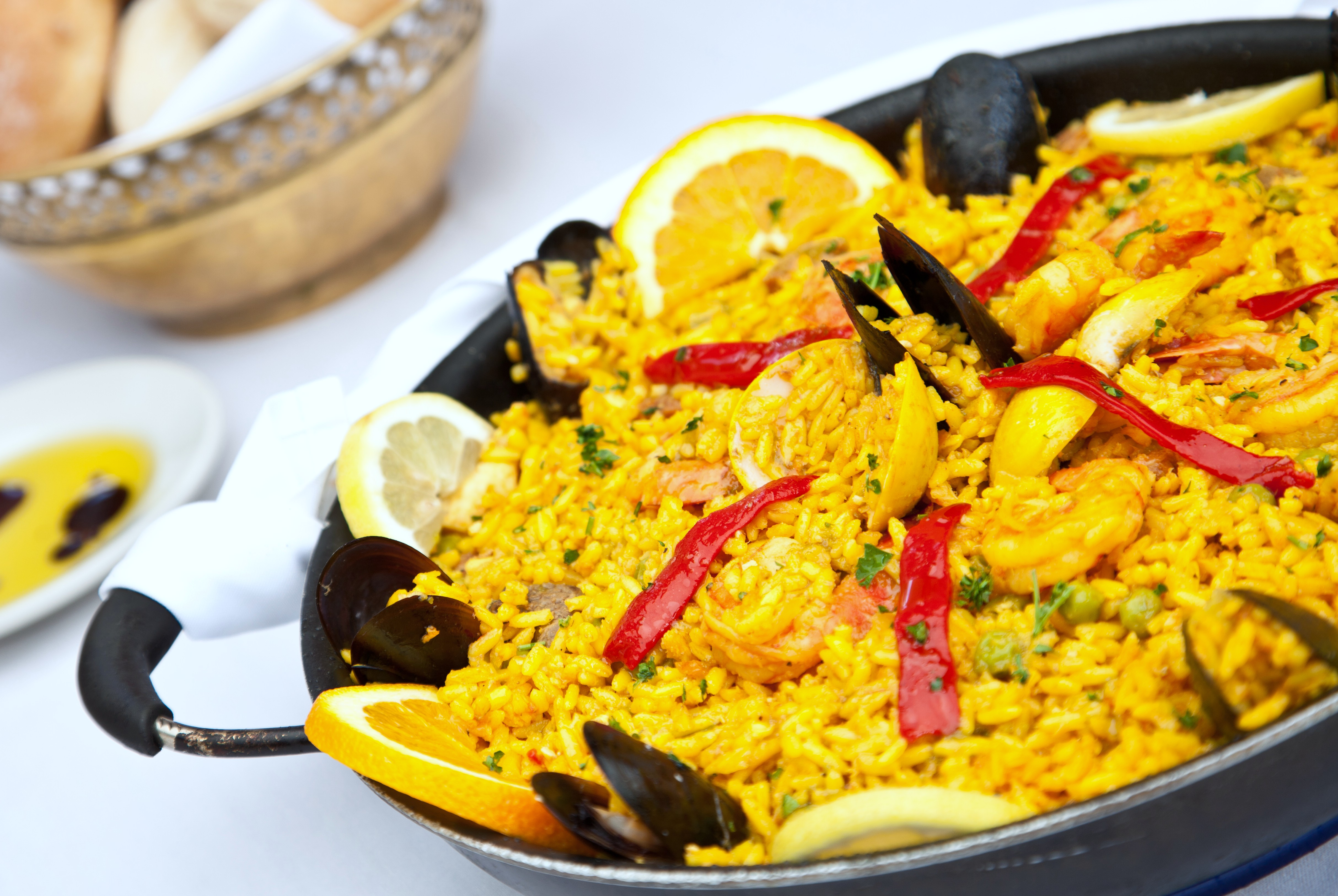 Spanish classic - Paella