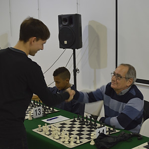 Grandmaster Simultaneous Match